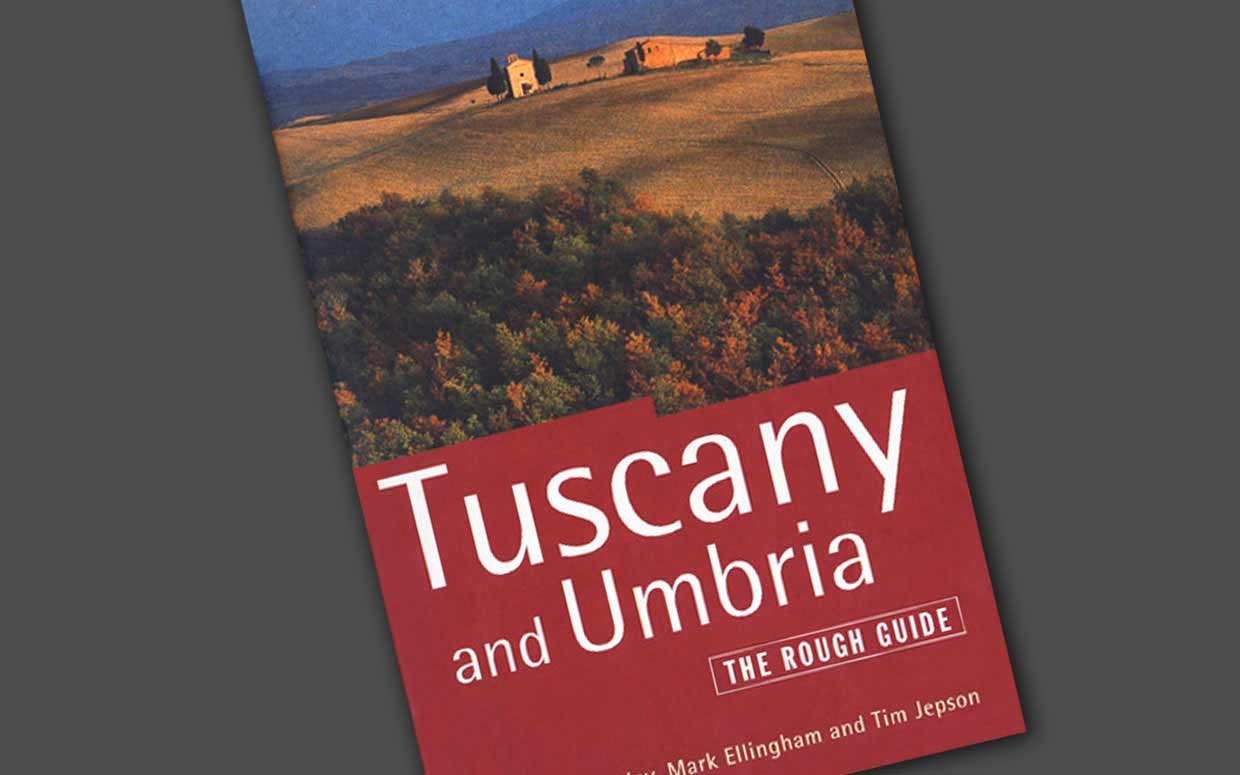 Rough Guide - Tuscany and Umbria